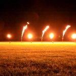 Flammenshow